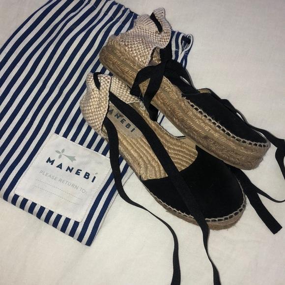 manebi Shoes - MANEBI espadrilles